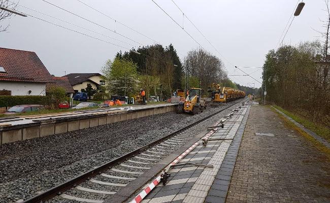 Full Service-Anbieter für konventionellen Gleisbau